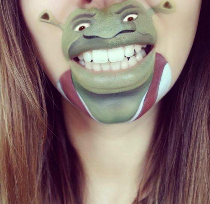 Shrek the Ogre