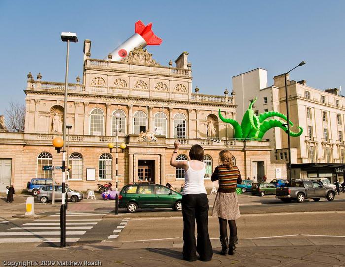 B- Movie in Bristol