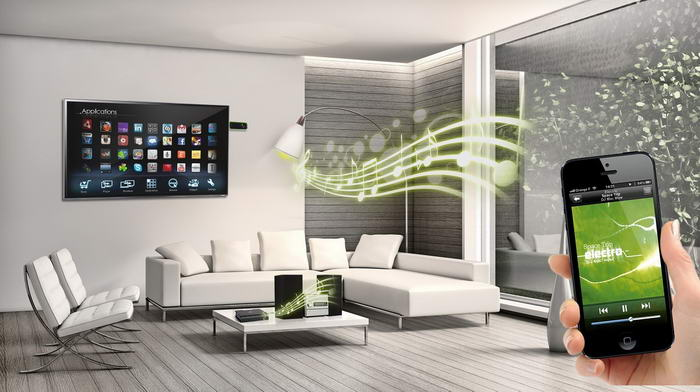 Light Bulb with Integrated Bluetooth Speaker