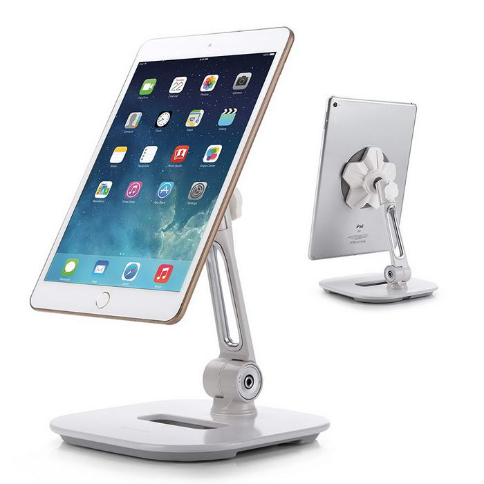 AboveTEK Sleek Magnetic Tablet Stand