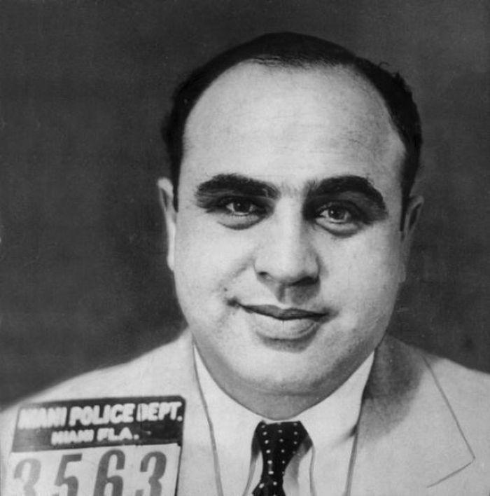 Al Capone in Florida