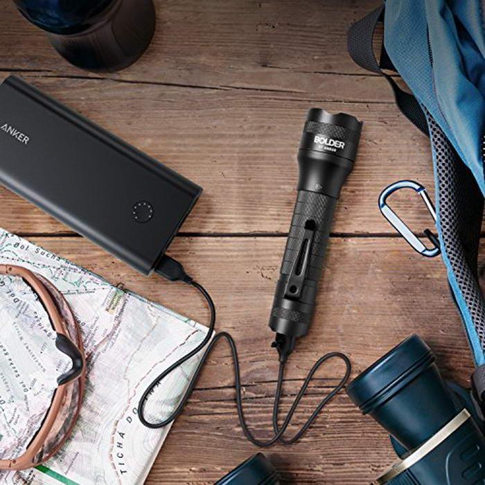 Anker Bolder LC40 Flashlight