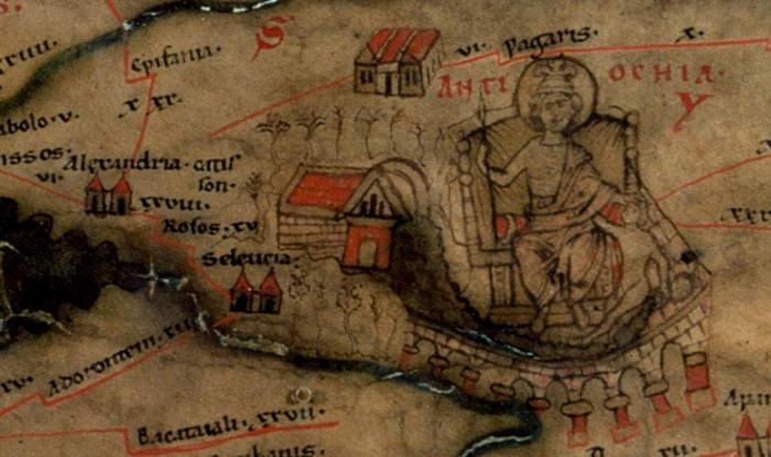 Antioch Alexandria and Seleucia