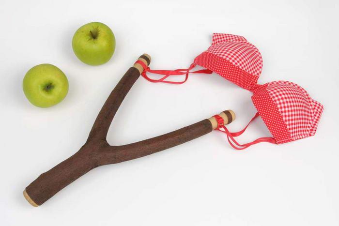 Apple Slingshot
