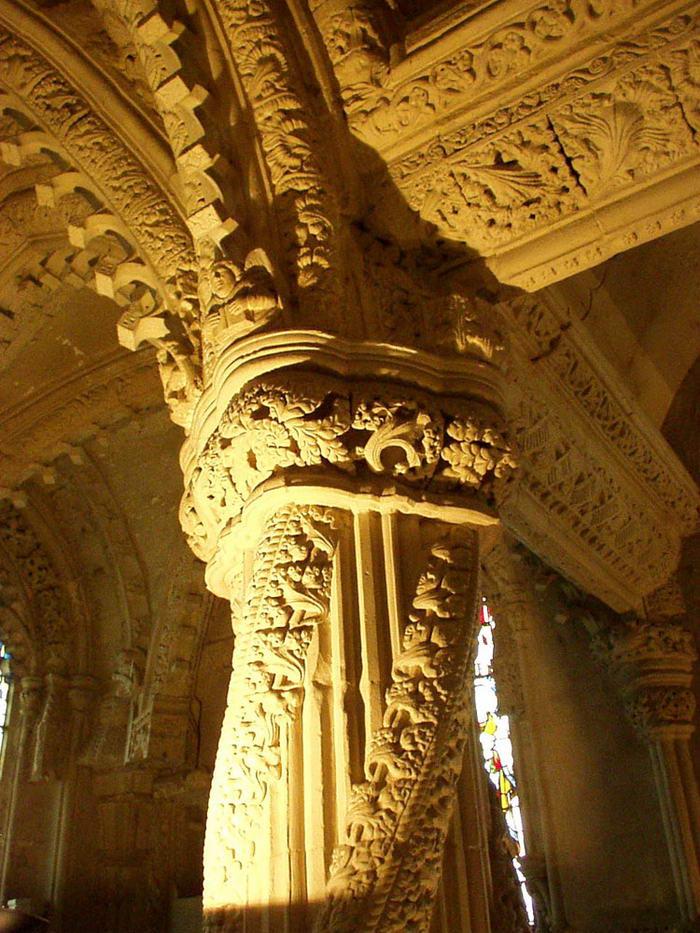 Apprentice Pillar