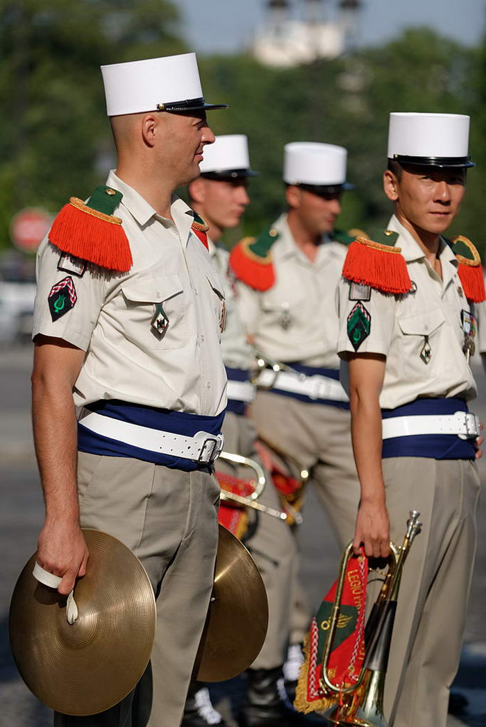Band Foreign Legion
