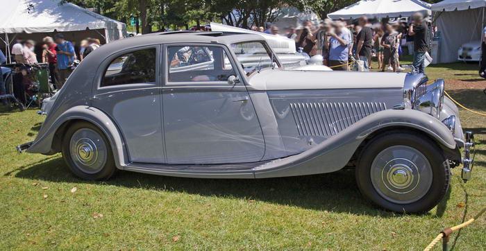 Bentley 3 5 Litre