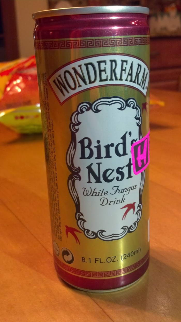 Birds Nest Soda