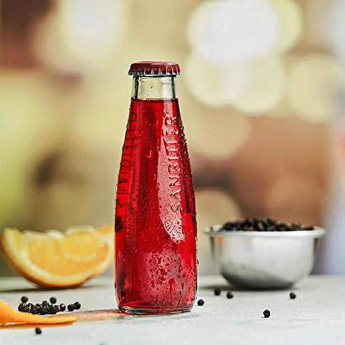 Bitter Soda