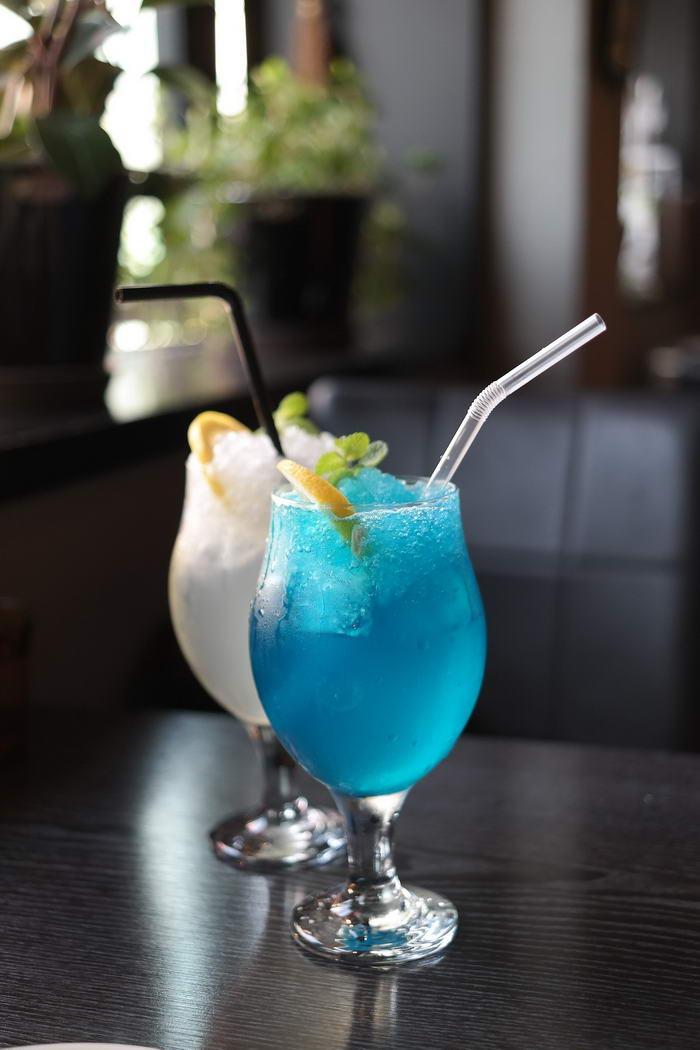Blue Mermaid Lemonade