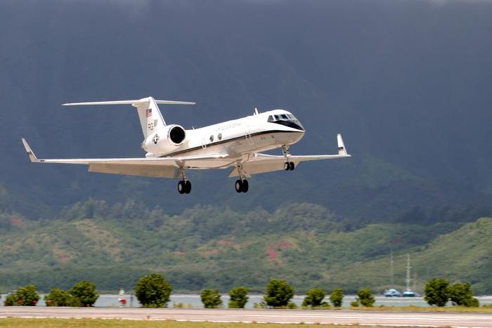 C20g gulfstream aircraft