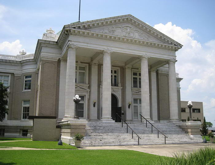 Calcasieu Parish Courthouse
