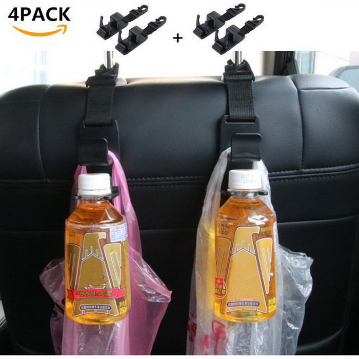 Car Vehicle Back Seat Hooks