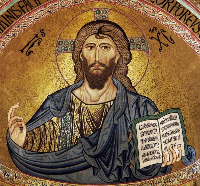 Cefalu Christus Pantokrator