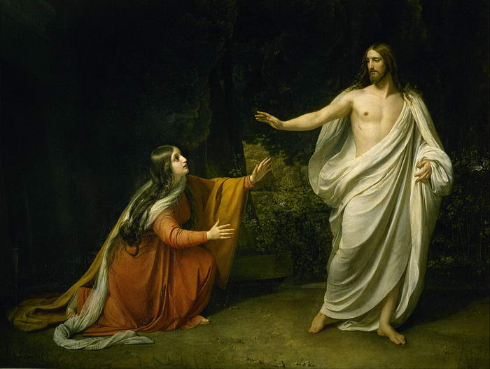 Christ s Appearance to Mary Magdalene