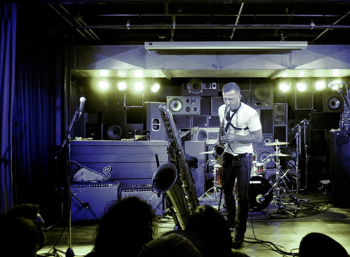 Colin Stetson at Sled Island