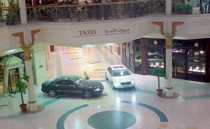 Dubai Mall Robbery