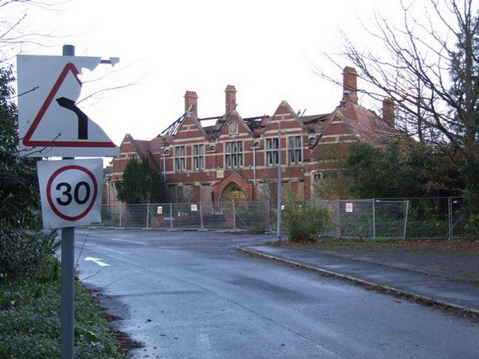 East Sussex Asylum