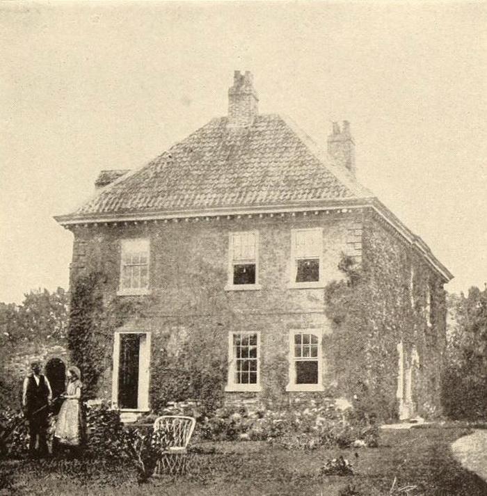 Epworth Rectory Front