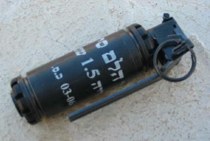 Flash Grenades