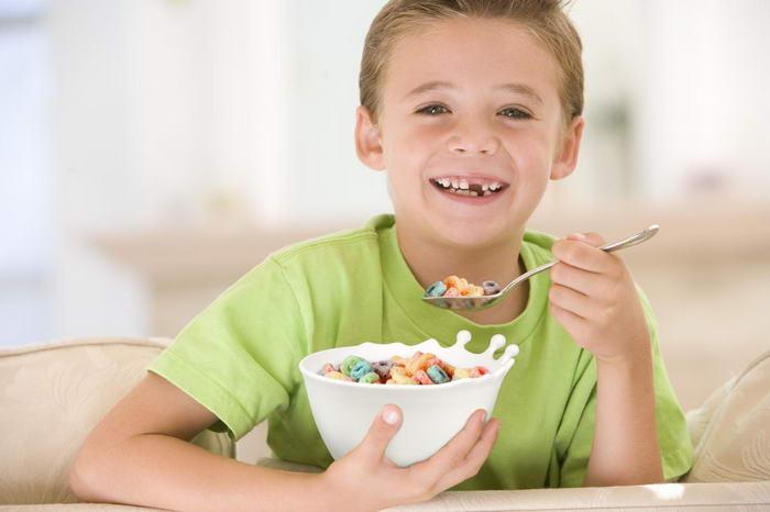 Fred SPILT MILK Splash Cereal Bowl