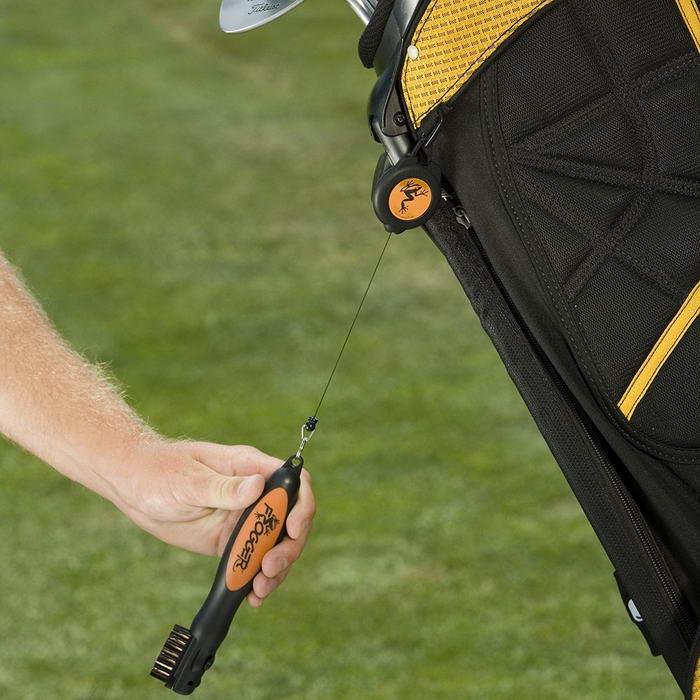 Frogger Golf Brush Pro