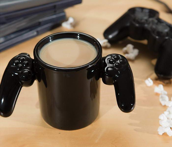 Game Over Ceramic Mug