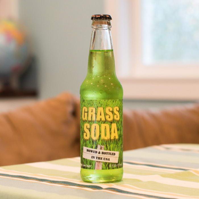 Grass Soft Drink