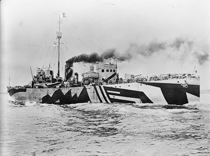 HMS Rocksand WWI