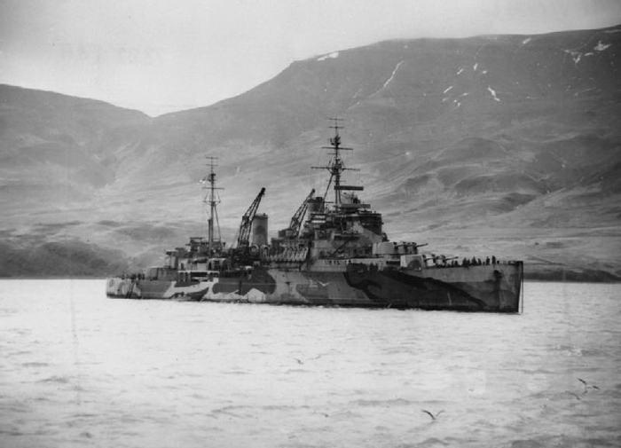 HMS Trinidad