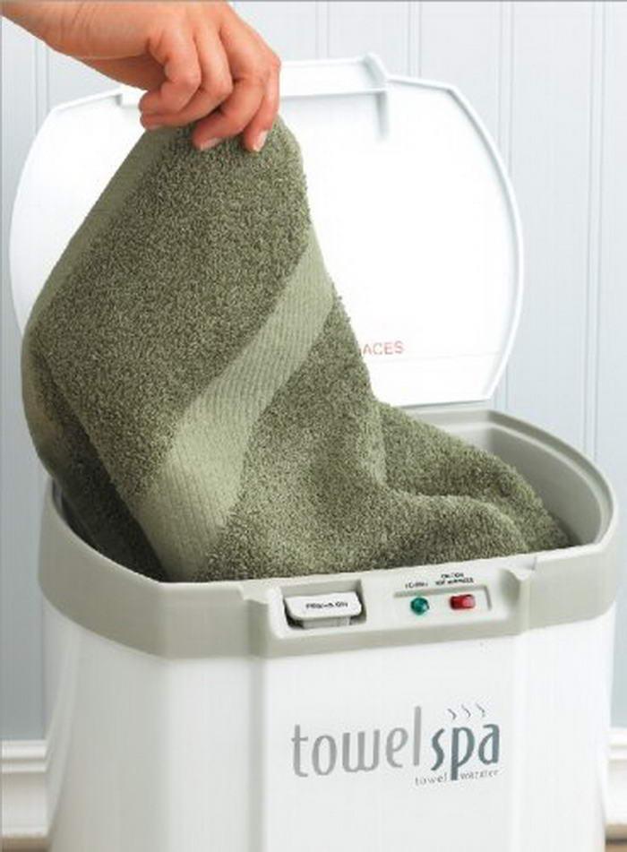 Heatwave Industries Towel Warmer