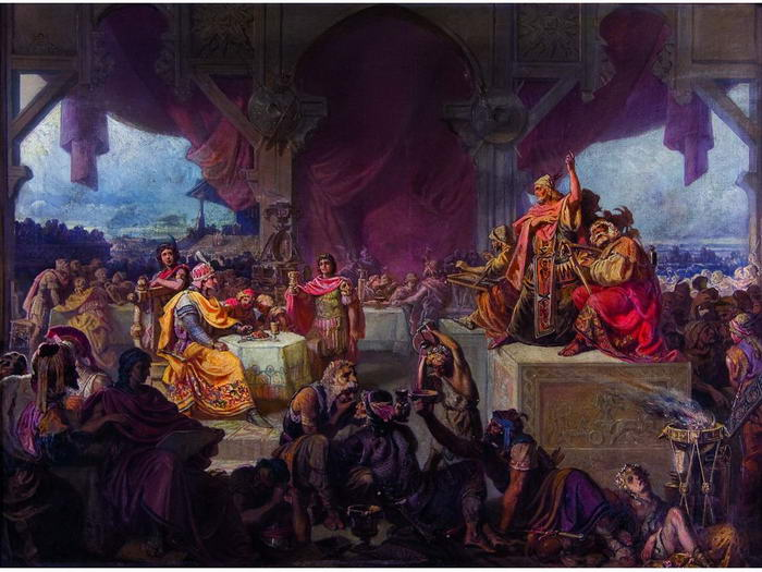Heinrich Feast of Attila