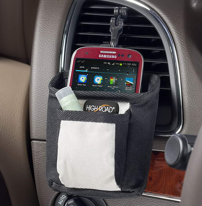 High Road DriverPockets Car Vent Cell Phone Holder