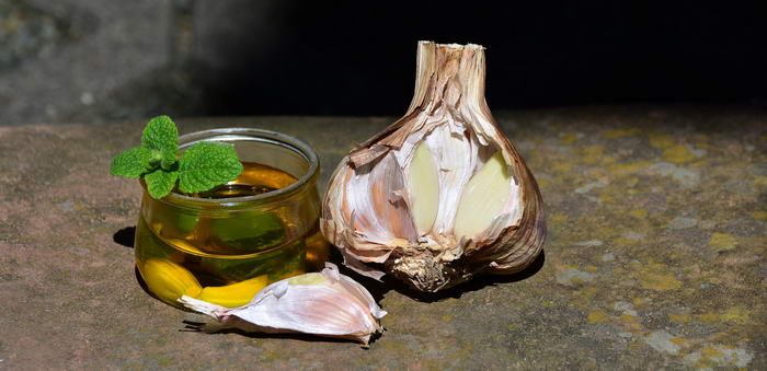 Leeks And Garlic