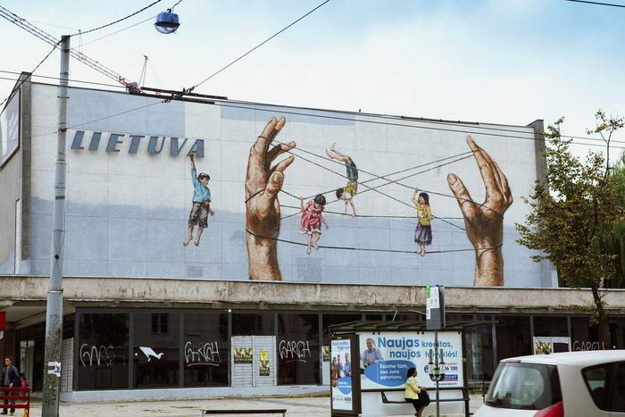 Lithuania Vilnius 2013