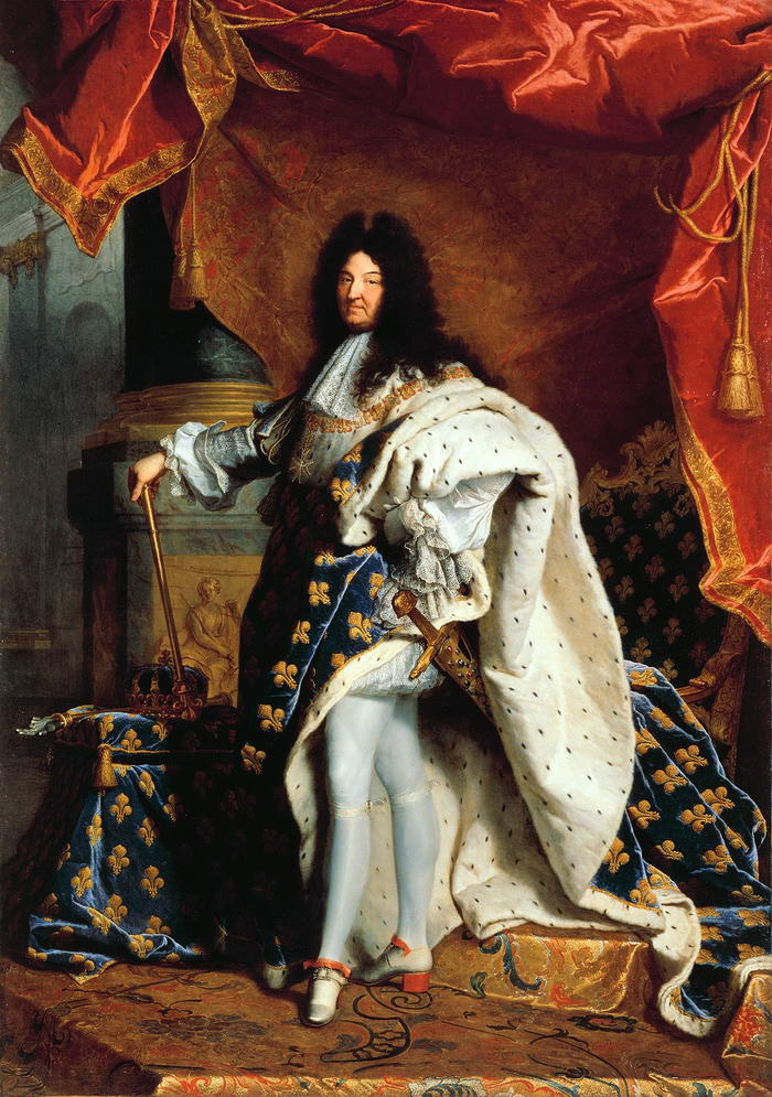 Louis XIV de Bourbon
