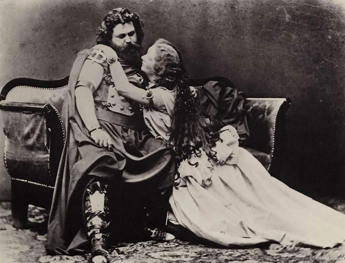 Ludwig und Malwine Schnorr