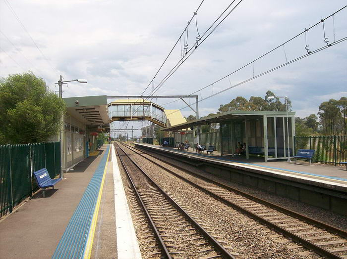 Macquarie Fields Station
