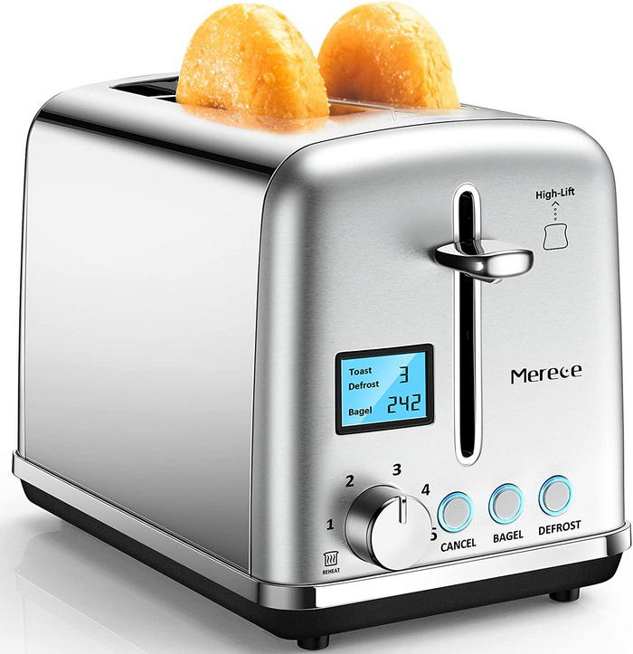 Merece Toaster 2 Slice