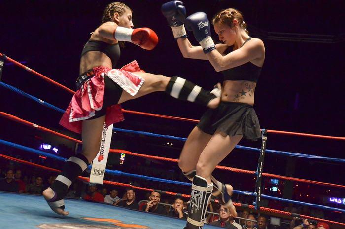 Muay Thai teep