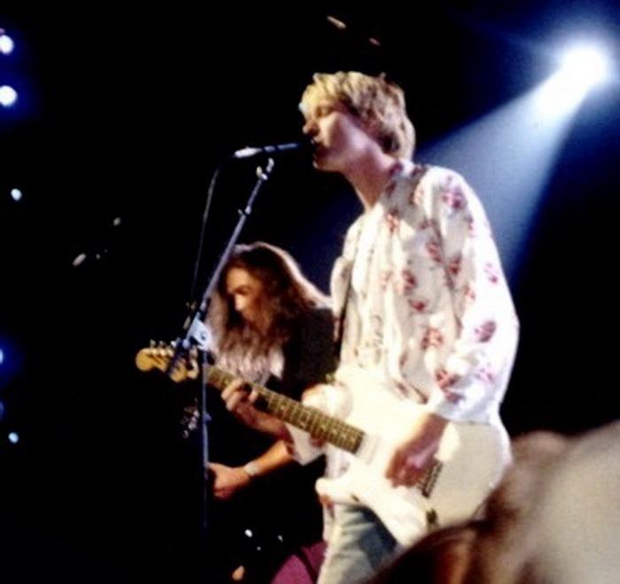 Nirvana around 1992