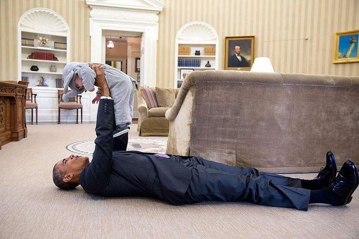 Obama by Pete Souza (3)