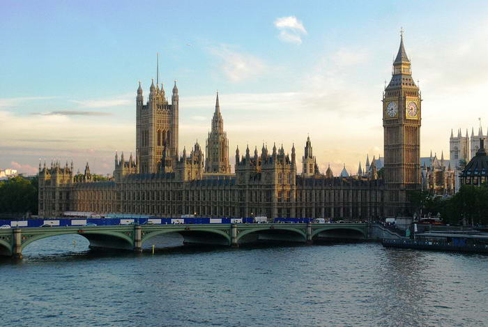 Palace of Westminster and Big Ben