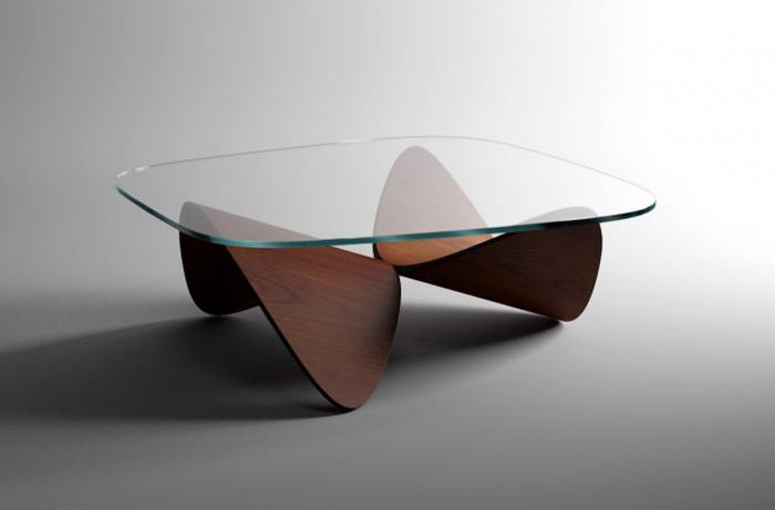 Parallax Table
