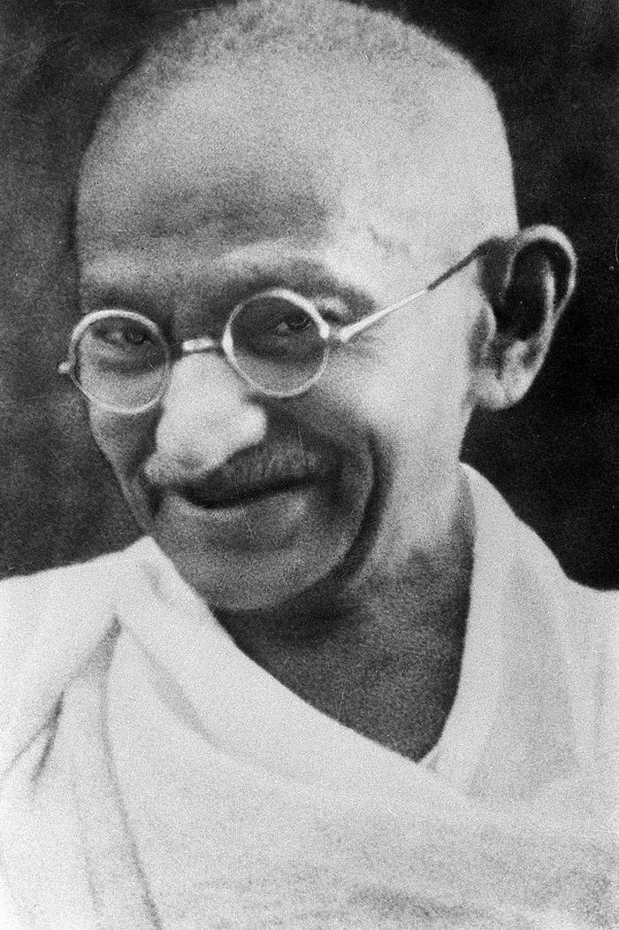 Portrait Gandhi