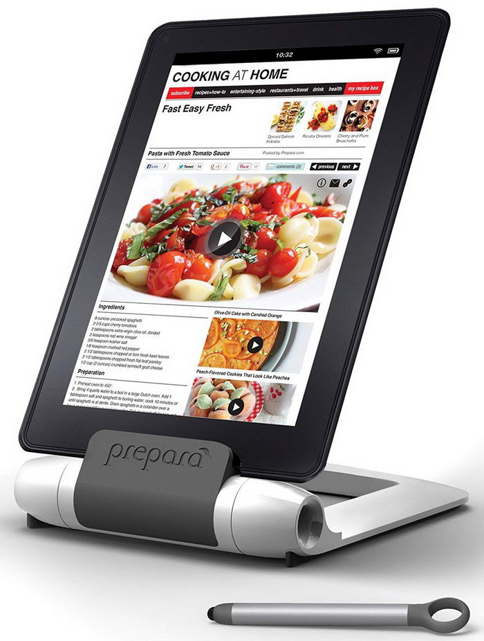 Prepara iPrep Foldable iPad Stand