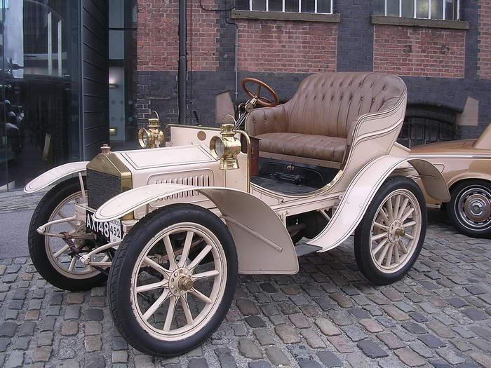 Rolls Royce 10HP