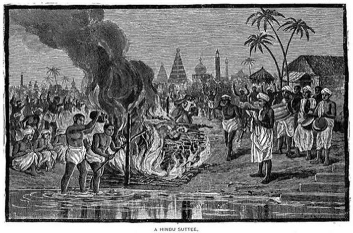 sati-tradition