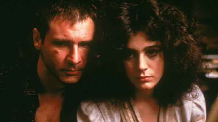 Sean Young and Ford