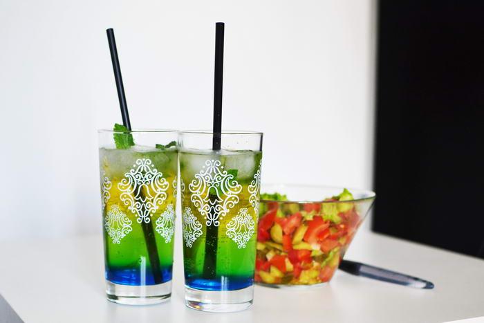 Slushed Pineapple Margaritas